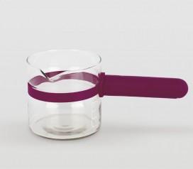 Cazo vidrio microondas