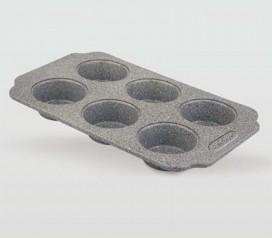 Molde 6 muffin